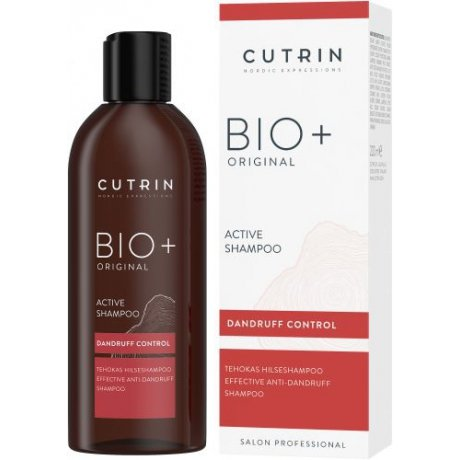 Cutrin BIO+ Active Shampoo 200ml