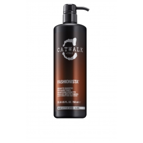 TIGI Bead Head Catwalk Care Fashionista Brunette Shampoo 750 ml