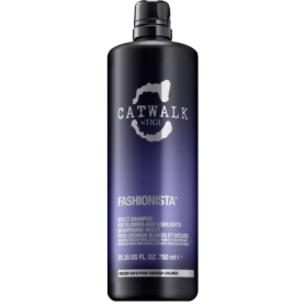 TIGI Bead Head Catwalk Care Fashionista Violet Shampoo 750 ml