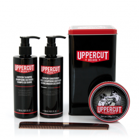 Uppercut Deluxe Pomade Combo Kit