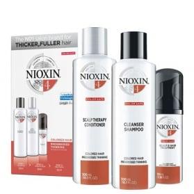 Nioxin System 4 Hair System Kit storpack 300ml