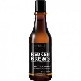 Redken Brews Mens Extra Clean Shampoo 300ml