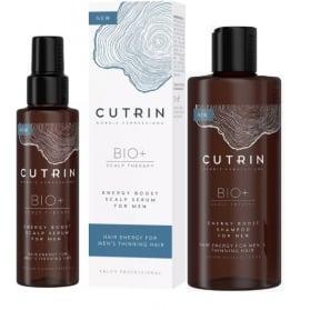Cutrin BIO+ Energy Boost Shampoo 250ml + Energy Boost Serum 100ml