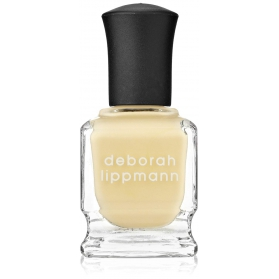 Deborah Lippmann Luxurious Nail Colour - Build Me Up Buttercup 15ml