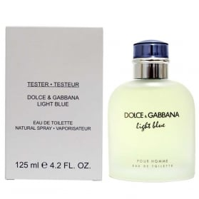 Dolce & Gabbana Light Blue edt 125ml ( TESTER )