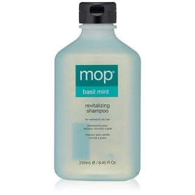 MOP Basil Mint Revitalizing Shampoo 250ml