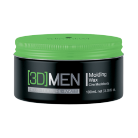 Schwarzkopf 3D Men Styling Molding Wax 100ml