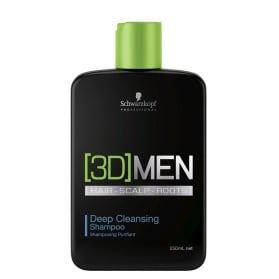 Schwarzkopf 3D Men Hair&Body Shampoo 250ml