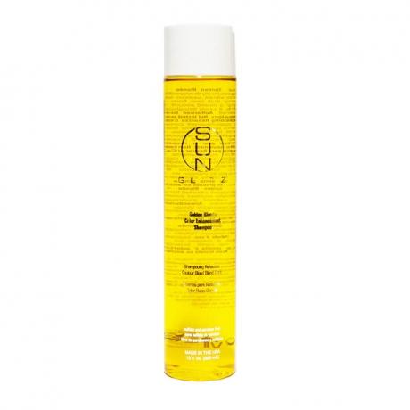 Sun glitz golden shampoo 355ml