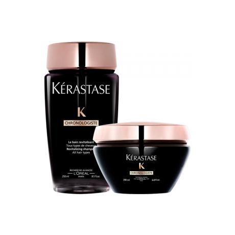 Kérastase Chronologiste Shampoo + Masque