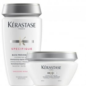 Kerastase Specifique Duo Bain Prevention + Masque Hydra Apaisant