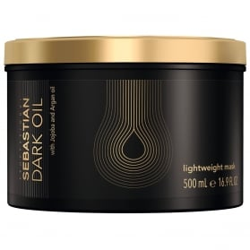 Sebastian Professional Dark Oil Lightweight Hair Mask 500ml