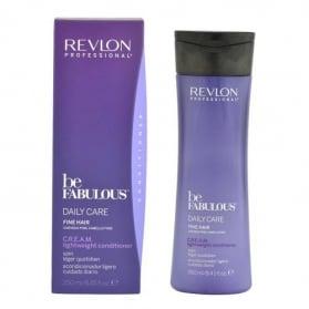 Revlon Be Fabulous Fine Hair Cream Light Conditioner 250ml