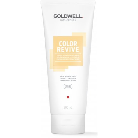 Goldwell Color Revive Conditioners Light Warm Blonde 200ml