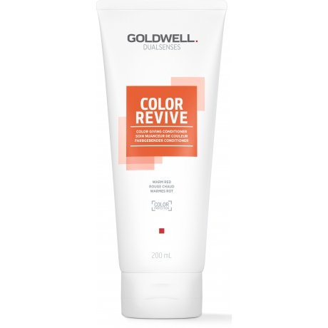 Goldwell Color Revive Conditioners Warm Red 200ml
