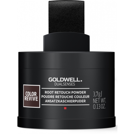 Goldwell Retouch Powder Dark Brown to Black