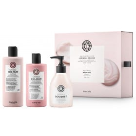 Maria Nila Holiday Box Colour + Bouquet Hand Lotion