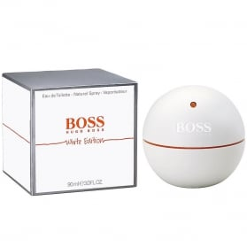 Hugo Boss in Motion White Edition edt 90ml for Men