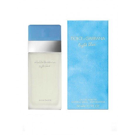 Dolce & Gabbana Light Blue Perfume for Women edt 50ml