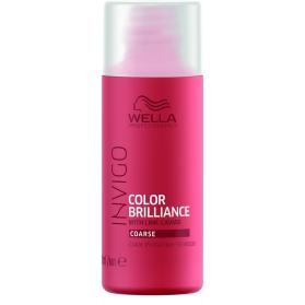 Wella Professionals INVIGO Wella Care Brilliance Shampoo Coarse 50ml