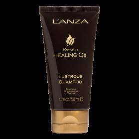 L'anza Keratin Healing Oil Lustrous Shampoo 50 ml