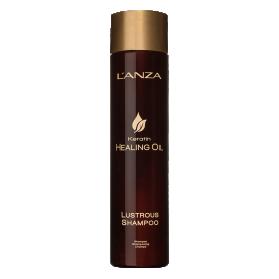 L'anza Keratin Healing Oil Lustrous Shampoo 300 ml