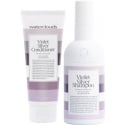 Waterclouds Violet Silver Duo