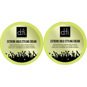 D:fi | Extreme Hold Styling Cream 2x 150g