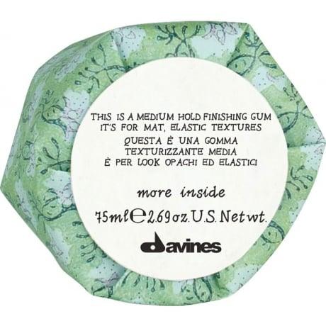 Davines More Inside Medium Hold Finishing Gum 100ml