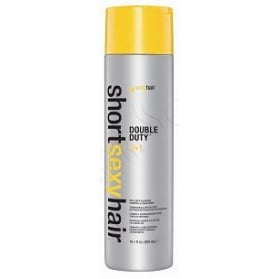 Short Sexy Hair Double Duty Shampoo and Conditioner 300ml