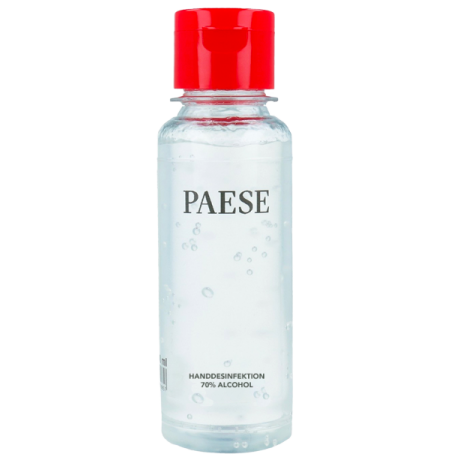 Paese Handdesinfektion 70% alcogel x3 100ml