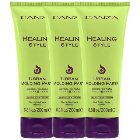 Lanza Urban Elements Molding Paste 200ml 3-pack