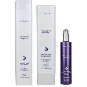 Lánza Healing Smooth Glossifying Trio