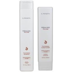 Lánza Healing Volume Thickening Shampoo & Conditioner 250ml+300ml