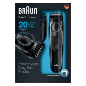 Braun Beard Skägg Trimmer