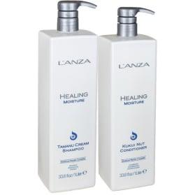Lánza Healing Moisture Tamanu Cream Duo 1000ml