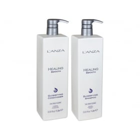 Lánza Healing Smooth Glossifying Duo 1000ml