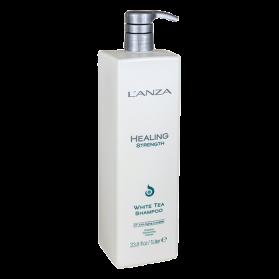 L'anza Healing Strength White Tea Shampoo 1000ml