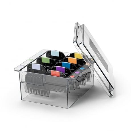 JRL comb attachment set 8-pack, plastic