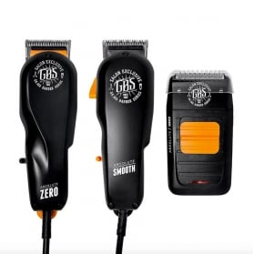 Gama GBS ABSOLUTE ZERO + SMOOTH + SHAVER