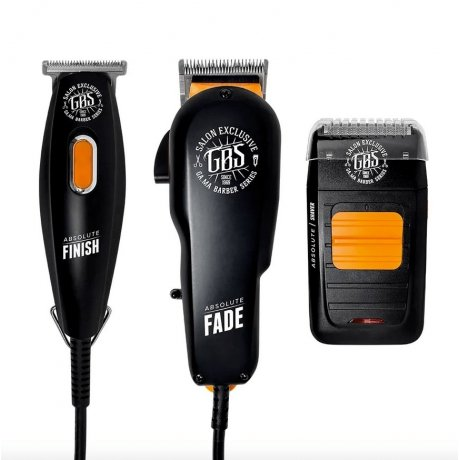 Gama GBS ABSOLUTE FADE + FINISH + SHAVER
