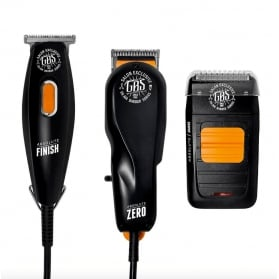 Gama GBS ABSOLUTE SHAVER + FINISH + ZERO