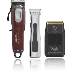 Wahl For a Barber Kit