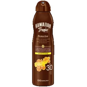 Hawaiian Dry Oil Coco & Mango C-spray SPF 30 180ml
