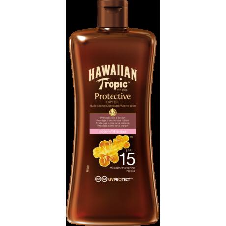 Hawaiian Protective Oil SPF 15 Coconut & Guava 100ml