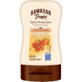 Hawaiian Satin Protection Lotion SPF 15 100ml