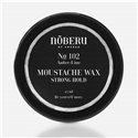 Nõberu Moustache Wax Strong Hold Amber-Lime 25 ml