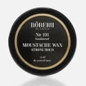 Nõberu Moustache Wax Strong Hold Sandalwood 25 ml
