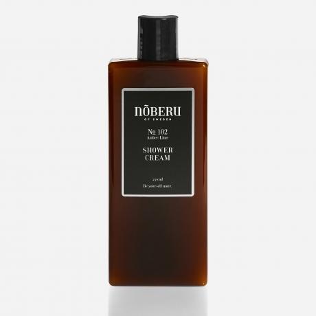 Nõberu Shower Cream Amber-Lime 250 ml