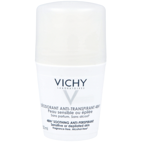VICHY Deodorant antiperspirant deodorant roll-on 48h